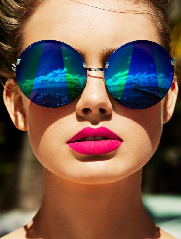 Las gafas son ya un accesorio de moda