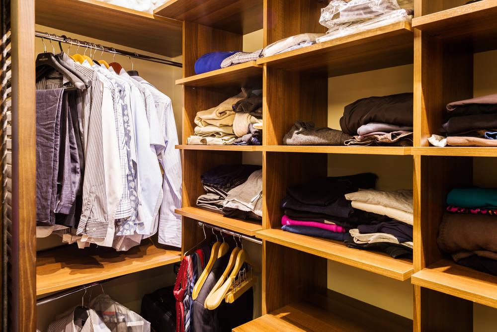 Cómo ordenar nuestro armario para que nos dé paz