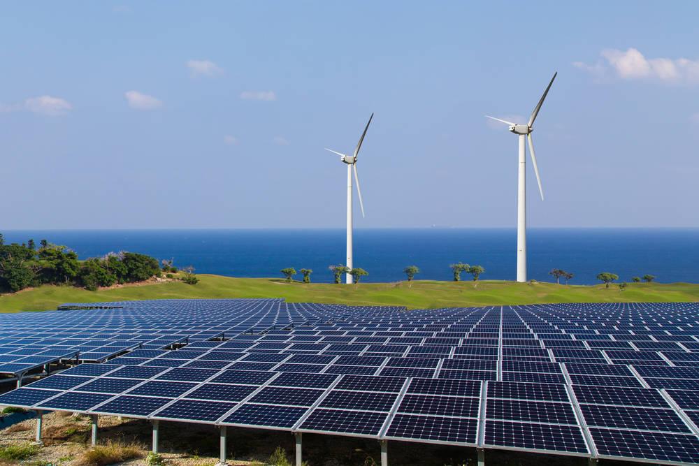 Energía renovable, la energía del futuro.
