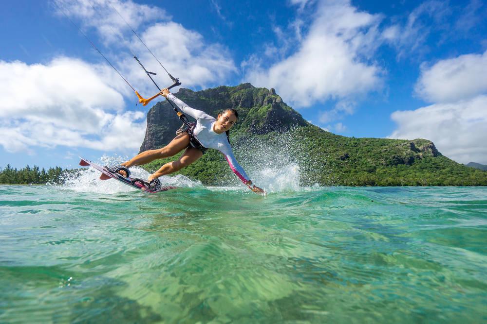 Los Mejores Destinos para practicar Kite Surf