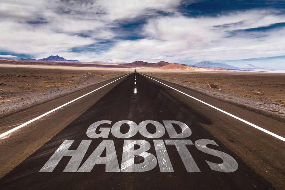 Cambiando hábitos