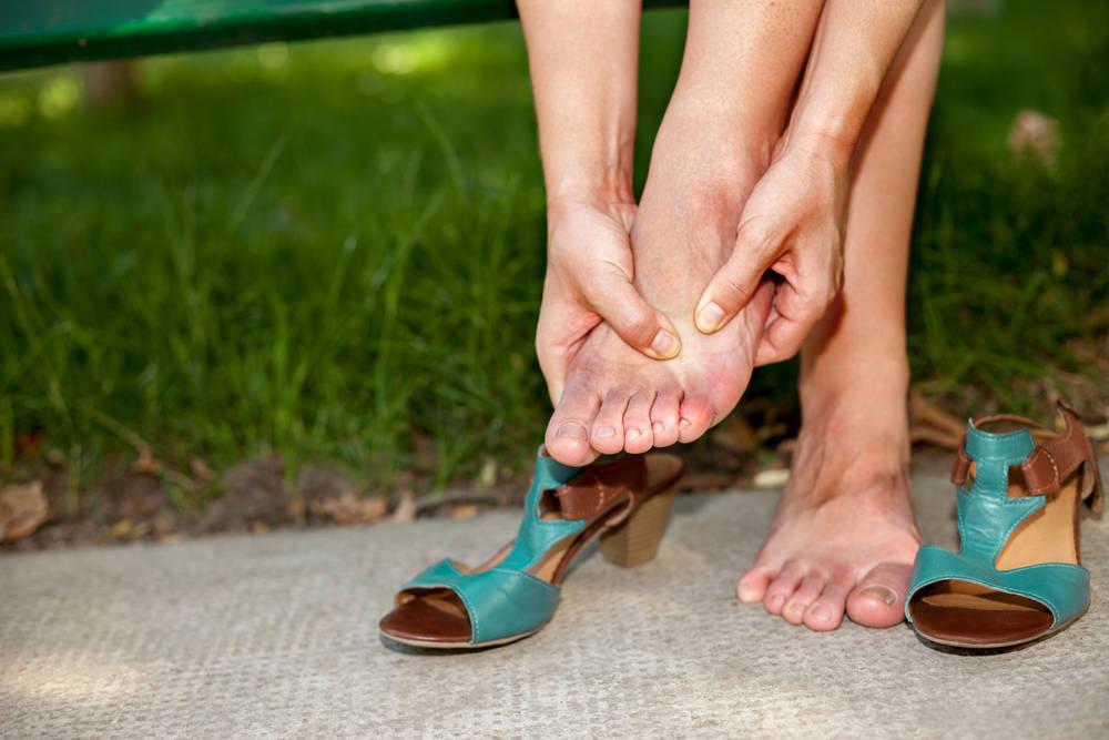 No permitas que el verano dañe tus pies