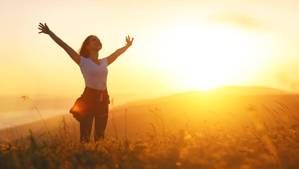 Los efectos del sol en la salud mental