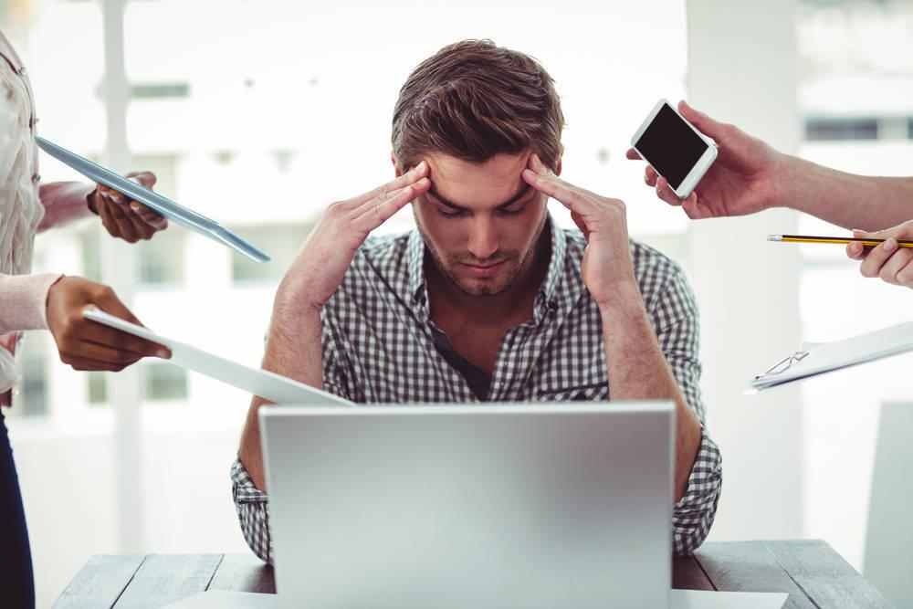 Estrés y trabajo. ¿Qué relación existe?
