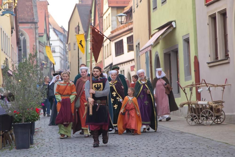 ¿Dónde comprar ropas medievales?