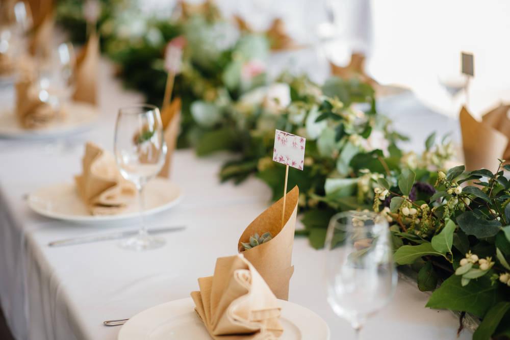 7 consejos para elegir el catering de tu boda