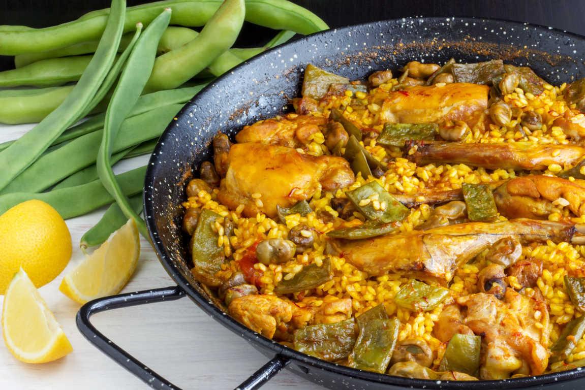 Paella: un plato que nos alegra la vida