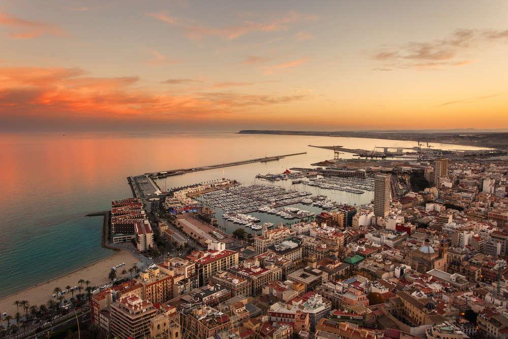 Alicante, una ciudad directamente ligada a una estupenda calidad de vida