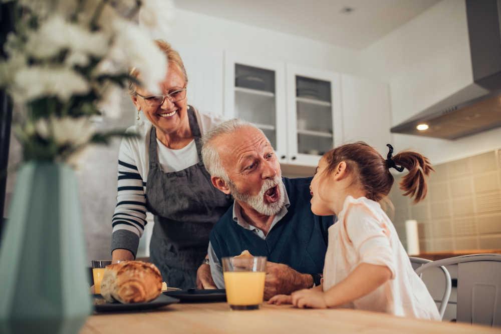 La familia y su rol en la vida del adulto mayor